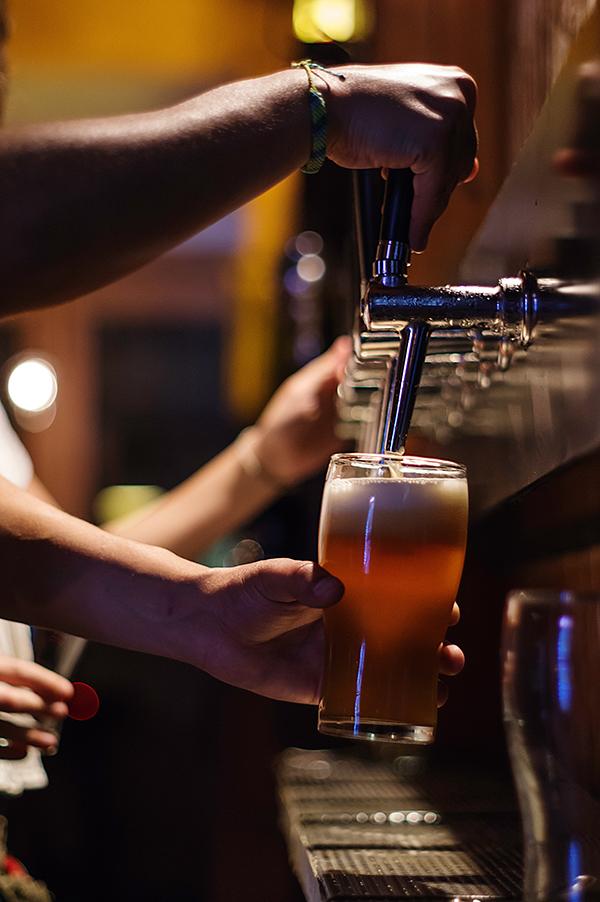 LA CAVE WILSON - Prêt de tireuse à bière