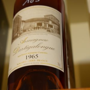 Bas Armagnac Dartigalongue 1965