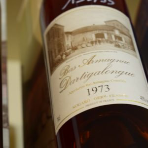 Bas Armagnac Dartigalongue 1973