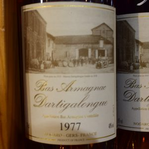 Bas Armagnac Dartigalongue 1977