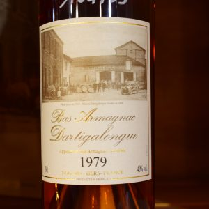 Bas Armagnac Dartigalongue 1979