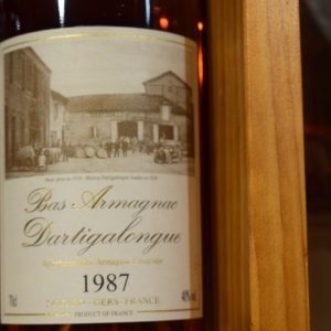 Bas Armagnac Dartigalongue 1987