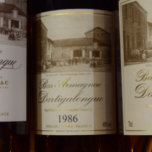 Bas Armagnac Dartigalongue 1985