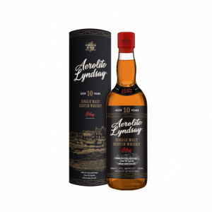AEROLIT LYNDSAY 10 ans Islay Single Malt 46%