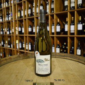 Pouilly-Fuissé Aux Vignes Dessus Philippe Charmond