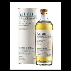 The ARRAN Quarter Cask «The Bothy» 56,2%