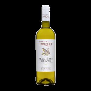 Domaine Tariquet Premières Grives – Côtes de Gascogne